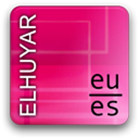 Elhuyar hiztegia eu-es para Android