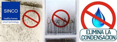 Elimina las humedades por condensación en el interior de ...