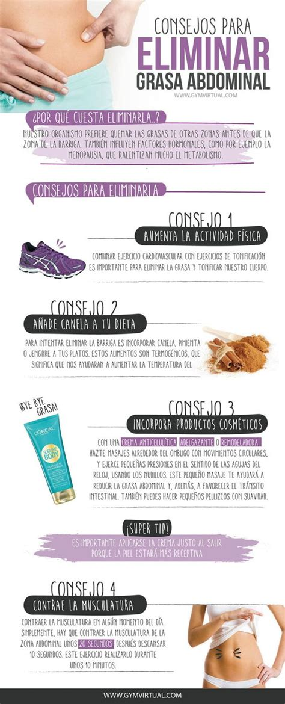 Eliminar Grasa abdominal | Mejorando tu salud | Pinterest ...