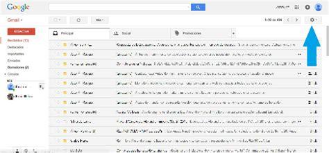 eliminar un correo enviado en gmail