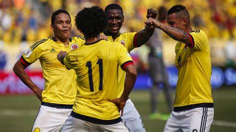 Eliminatorias Rusia 2018, objetivo de Colombia en 2017 ...