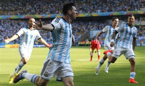 Eliminatorias Rusia 2018: Selección argentina sin tevez ...
