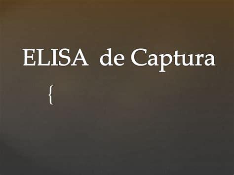Elisa de captura