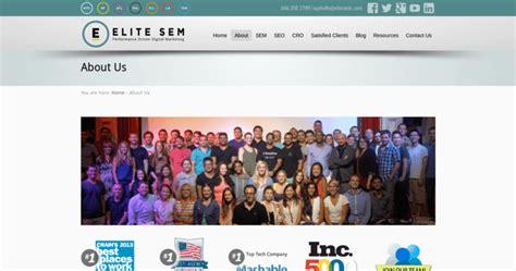 Elite SEM | Best NYC SEO Firms | 10 Best SEO