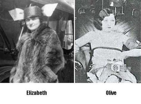 Elizabeth Moulton Marston and Olive Bryne Marston, the ...