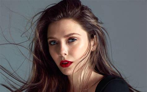 Elizabeth Olsen, an American actress. Check out Elizabeth ...