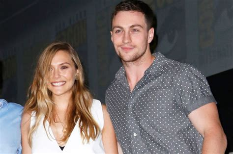 Elizabeth Olsen and Aaron Taylor Johnson to join The ...