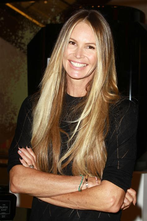 Elle Macpherson reveals lifestyle changes following cancer ...