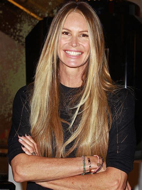 Elle Macpherson Talks About Aging : People.com
