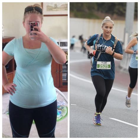 Elle Temple Has Lost 24kg With Lose Baby Weight & Shares ...