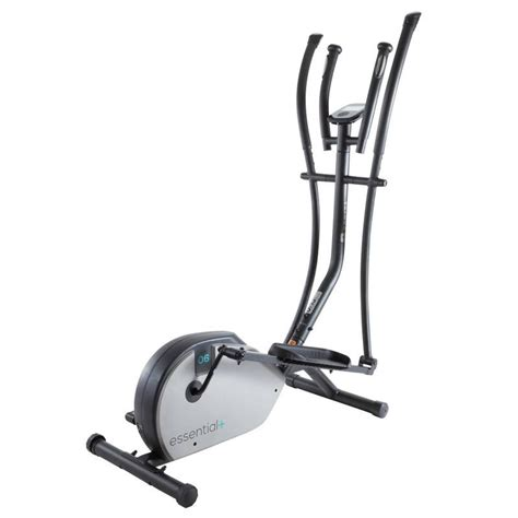 Ellittica ESSENTIAL + DOMYOS   Fitness cardio Fitness ...