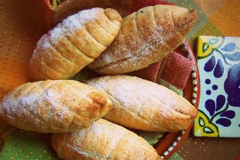 Elotes   Pan Dulce   Mexican Sweet Bread Recipe