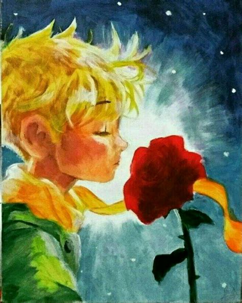 #ElPrincipito #Rosa Si alguien ama a una flor de la que no ...