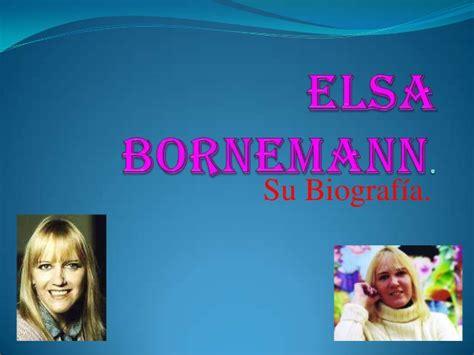 Elsa bornemann