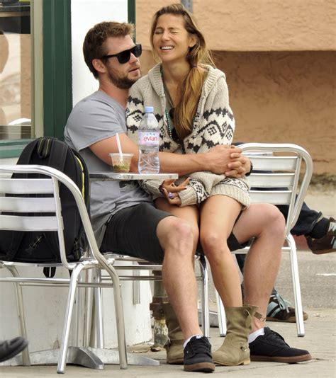 Elsa Pataky + Chris Hemsworth: Süß, süßer, Familie ...