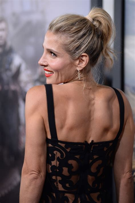 """Elsa Pataky – #ElsaPataky """"12 Strong"""" Premiere in New York"""
