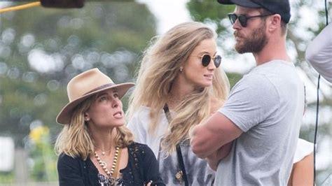 Elsa Pataky y Chris Hemsworth protagonizaron fuerte pelea ...