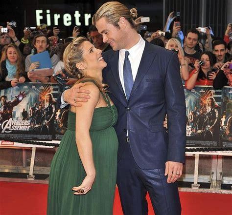 Elsa Pataky y su marido, el actor Chris Hemsworth   ABC.es