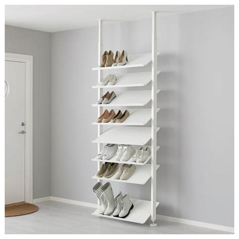 ELVARLI Shoe shelf White 80 x 36 cm   IKEA