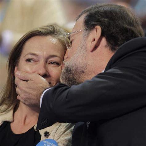 """Elvira Fernández, la esposa """"invisible"""" de Mariano Rajoy ..."""