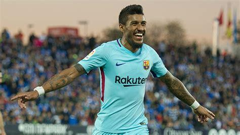 Em alta no Barcelona, Paulinho quase triplica seu valor de ...