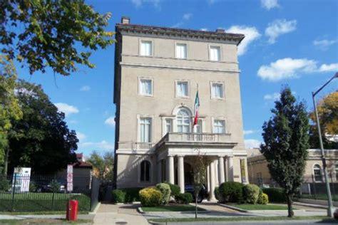 Embajadas y consulados de México en Estados Unidos ...