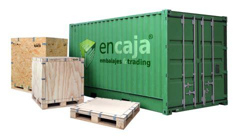Embalaje Marítimo   Tecnología del embalaje