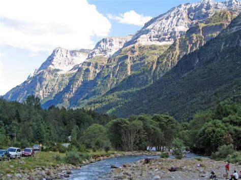 Embalse de Pineta   Valle de Bielsa