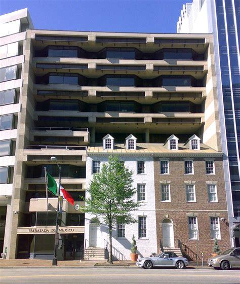 Embassy of Mexico, Washington, D.C. - Wikipedia