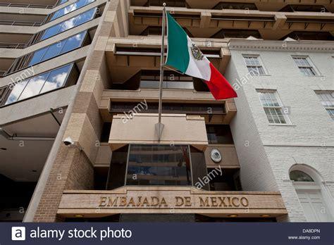 Embassy of Mexico - Washington, DC USA Stock Photo ...