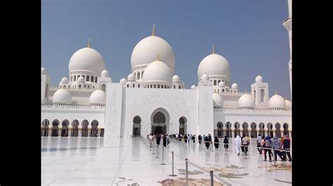 Emirados Árabes Unidos: Abu Dhabi 2 (Mesquita Sheikh Zayed ...