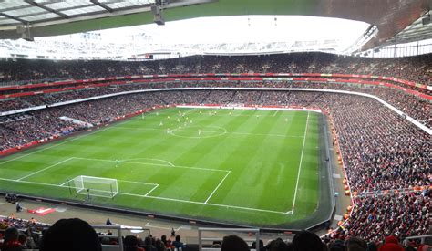 Emirates Stadium - Arsenal - London - The Stadium Guide
