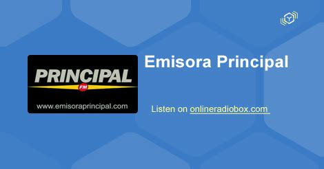 Emisora Principal online - Señal en vivo - 107.9 MHz FM ...