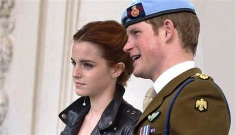 Emma Watson, la nueva novia del príncipe Harry   Diario1