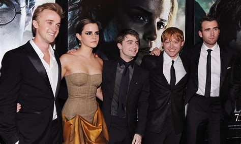 Emma Watson reveals that the Harry Potter gang are still ...