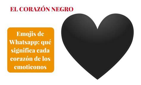 Emojis de Whatsapp: qué significa cada corazón de los ...