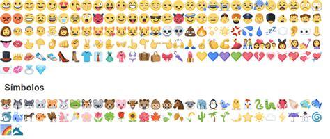Emoticones para Facebook (copiar y pegar) - Imágenes ...
