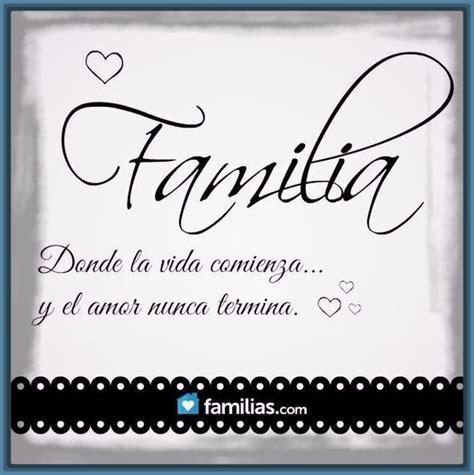 Emotivas Imagenes con Frases de Amor a la Familia ...