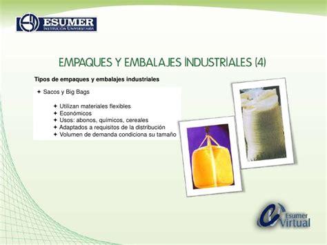 Empaques y Embalajes Industriales