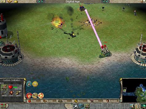 Empire Earth videogame PC