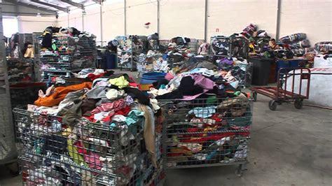 Empresa de reciclaje y venta de ropa usada / Recycler of ...