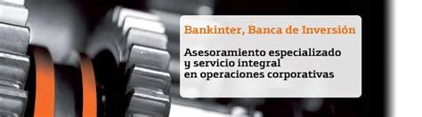 Empresas > Inicio > Banca de Inversin