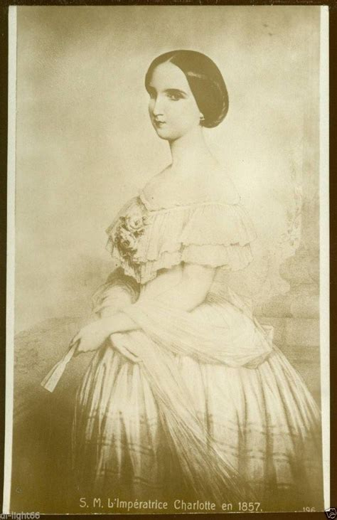 Empress Charlotte of Mexico as A Child in 1857   Royal ...