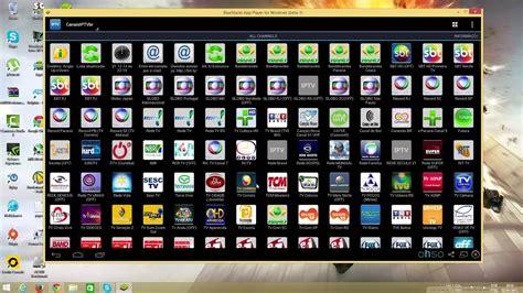 Emulador de Android para PC + IPTV - ViYoutube