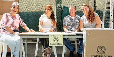 En Bogotá hay 642 puestos de votación disponibles para ...