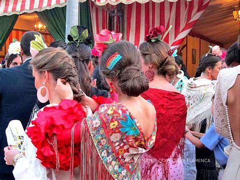 En clave flamenca - Tendencias en moda flamenca.