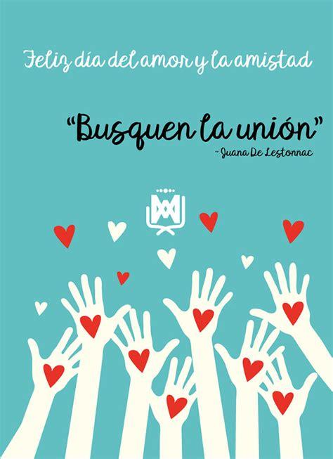 En el día del Amor y la Amistad mensaje de Santa Juana