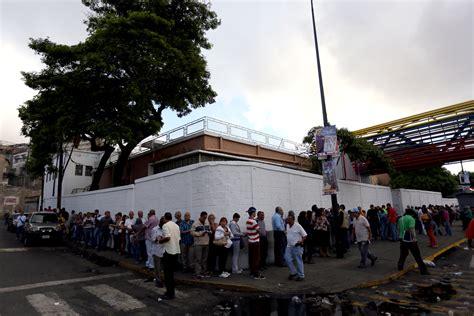 EN FOTOS: Así votaron en Petare y el municipio Sucre del ...