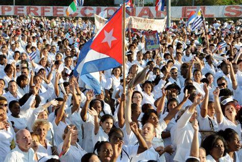 En Fotos el desfile por el Primero de Mayo en La Habana ...