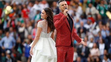 En fotos, la ceremonia de inauguración del Mundial de ...
